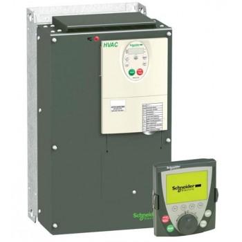 Частотный преобразователь Schneider Electric 30 кВт 3-фаз. ATV212HD30N4