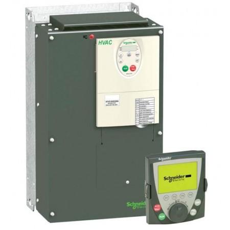 Частотный преобразователь Schneider Electric ATV212 0,75 кВт 3-фаз. - ATV212H075N4