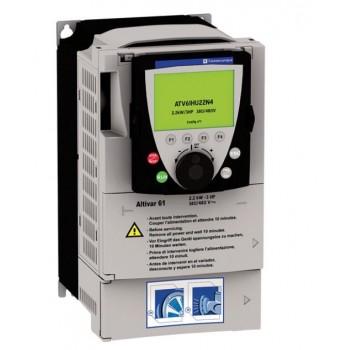 Частотный преобразователь Schneider Electric 220 кВт 3-фаз. ATV61HC22N4