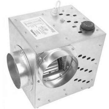 Центробежный каминный вентилятор Dospel KOM II 400 125 - дымосос для камина.