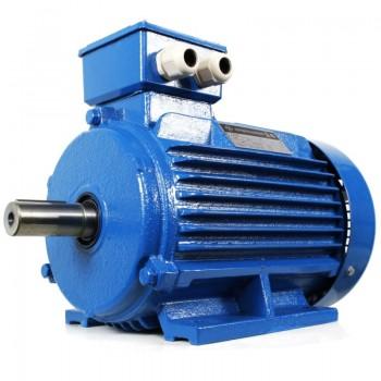 Электродвигатель трехфазный асинхронный АИР 250 S6 (АИР250S6) 45 кВт 1000 об/мин