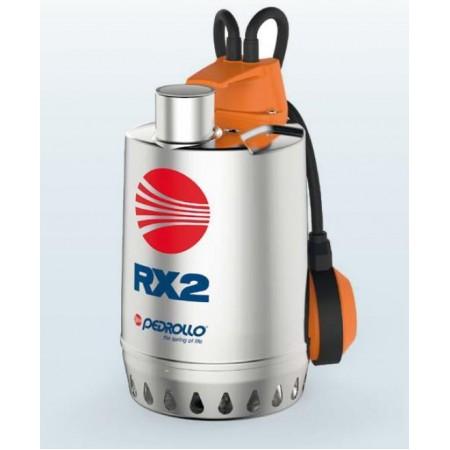 Погружной дренажный насос Pedrollo RXm 2