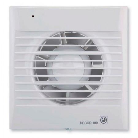 Вытяжной вентилятор Soler&Palau DECOR-100 C