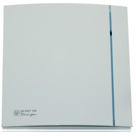 Вытяжной вентилятор Soler&Palau SILENT-100 CZ DESIGN - 3C