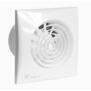 Вытяжной вентилятор с низким уровнем шума Soler&Palau SILENT-100 CRZ