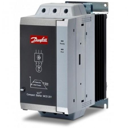 Устройство плавного пуска Danfoss MCD 201 37 кВт - 175G5170