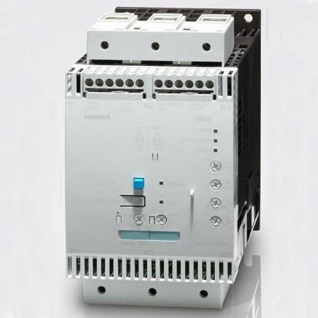 Устройство плавного пуска Siemens Sirius 90 кВт - 3RW4056-6BB44