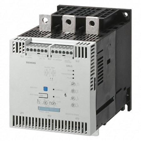 Устройство плавного пуска Siemens Sirius 132 кВт - 3RW4073-6BB44