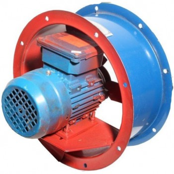Осевой вентилятор ВО 06-300 (ВО 13-290) №12,5 4 кВт, 750 об.