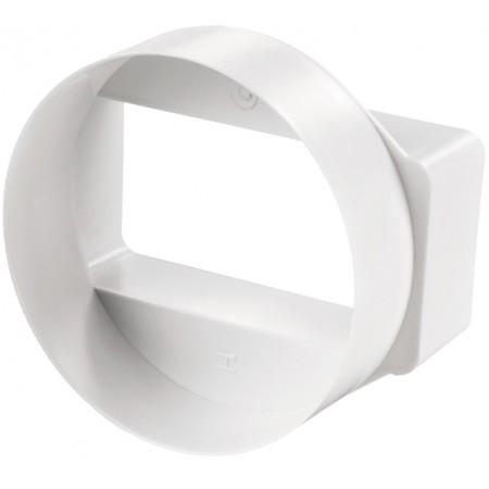 115 Редуктор 55х110-100 для плоских и круглых каналов