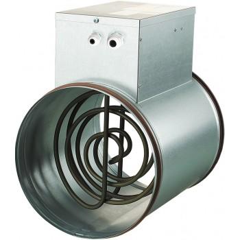 ВЕНТС НК-125-1,2-1 - электрический канальный нагреватель