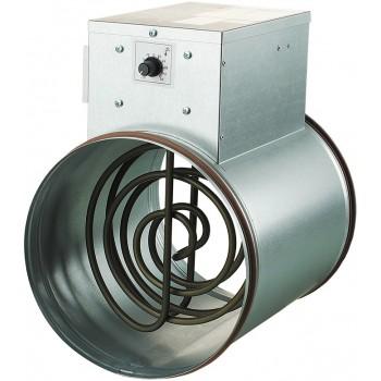 ВЕНТС НК-315-2,4-1 У - электрический канальный нагреватель