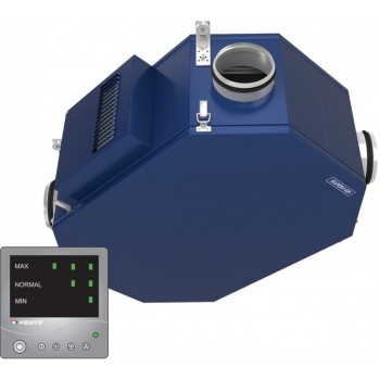 Вентиляционная приточно вытяжная установка ВЕНТС ВУЭ2 250 ПУ ЕС (VENTS) с рекуперацией тепла