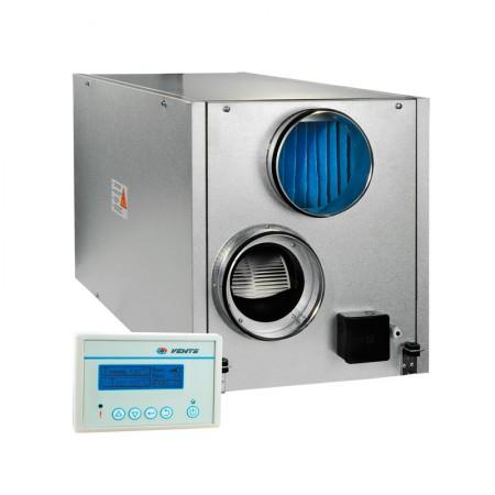 Приточно-вытяжная установка ВЕНТС ВУТ 600 ЭГ с рекуперацией тепла