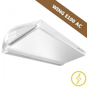 Воздушно тепловая электрическая завеса Wing E100