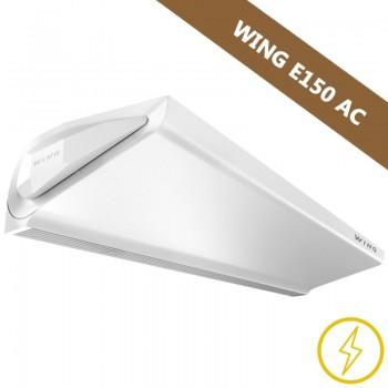 Воздушно тепловая электрическая завеса Wing E150