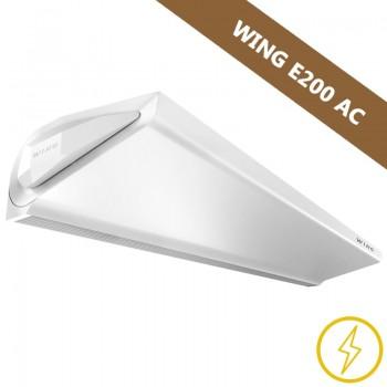 Воздушно тепловая электрическая завеса Wing E200