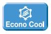 """Режим """"Econo Cool"""""""