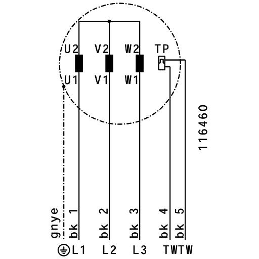 Схема подключения модели