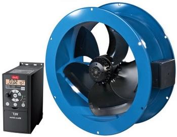 Регулировка скорости вентилятора ВЕНТС ВКФ 2Д 300