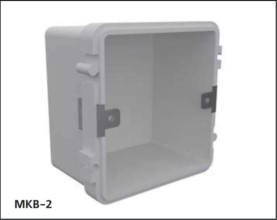 Скрытая монтажная коробка МКВ 2
