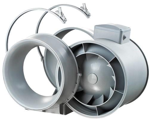 Внешний вид вентилятора ВЕНТС ТТ 100