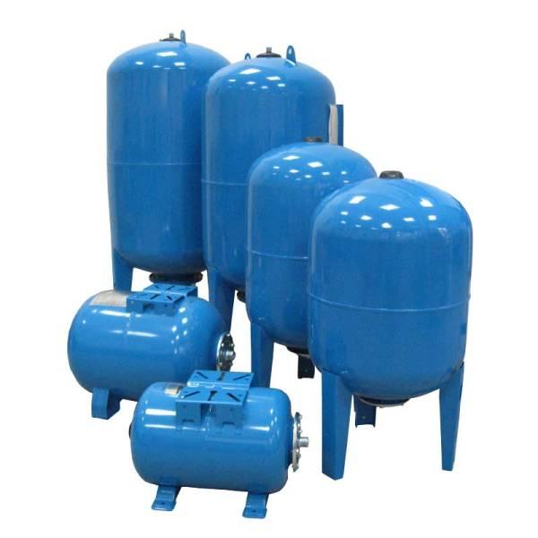 Гидроаккумуляторы - расширительные баки для воды
